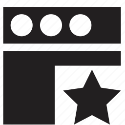 favourite, file icon