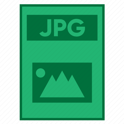 Document, extension, file, filetype, format, jpg, type icon - Download on Iconfinder