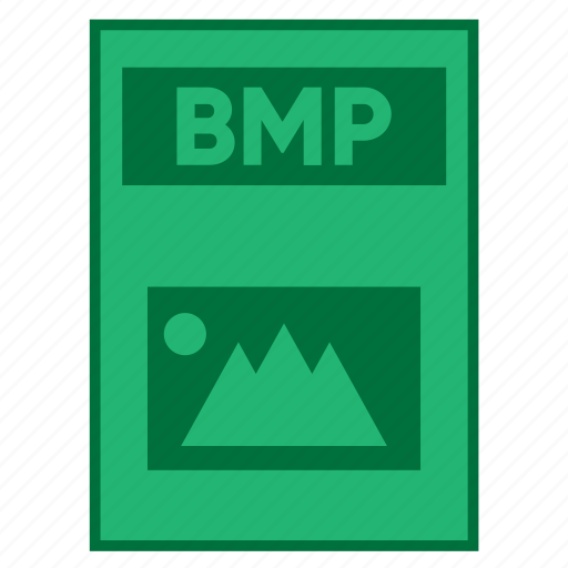 bmp, document, extension, file, filetype, format, type icon
