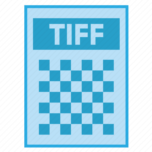 Document, extension, file, filetype, format, tiff, type icon - Download on Iconfinder