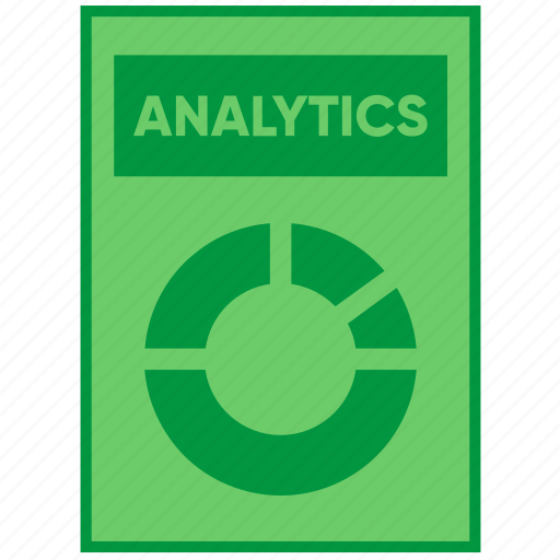action, analytics, chart, document, file, graph, paper icon