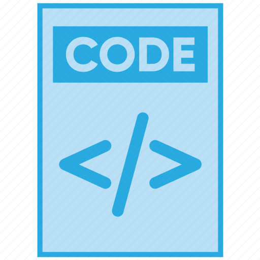 action, code, coding, document, file, paper icon