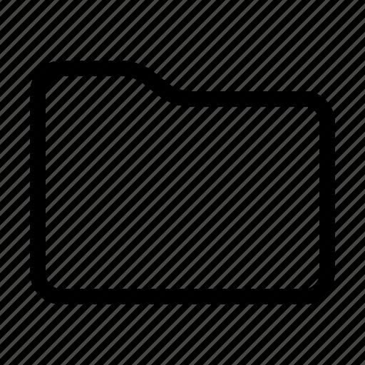 document, folder, office, storage icon