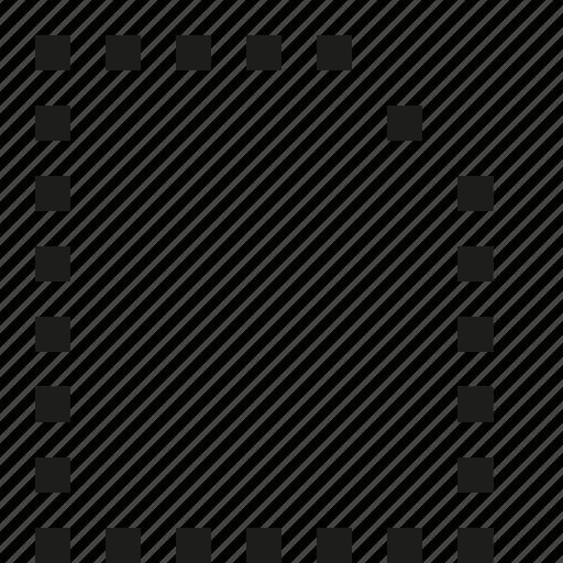 file, invisible, removed icon