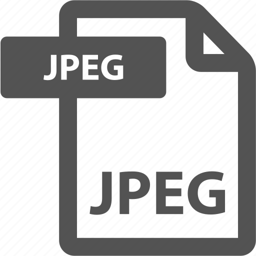document, extension, file, format, jpeg, sheet, type icon