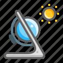 rawlemon, spherical, solar, power, ecology