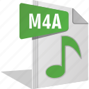 filetype, mp4, music, sing, song, sound, video icon