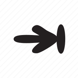arrow, arrows, next, skip icon