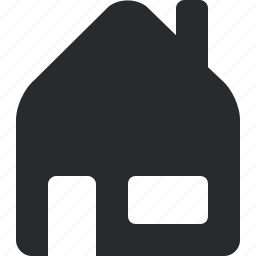 architecture, building, home, house, hut icon