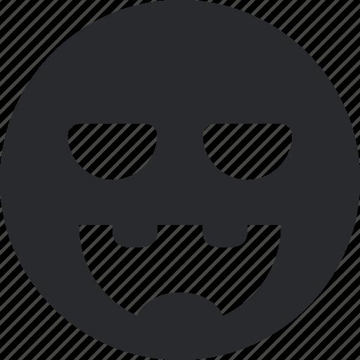avatar, emoji, emotion, face, man, smile, smiley icon