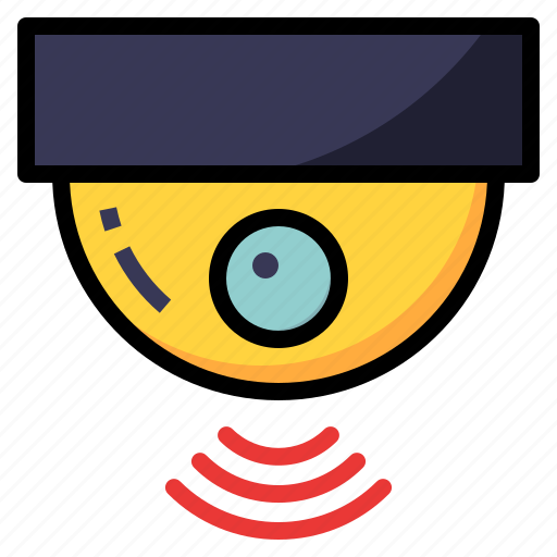 cctv, circuit, closed, device, security, wifi icon