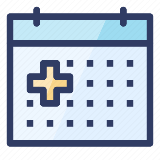 checkup, health, healthcare, medical, schedule icon