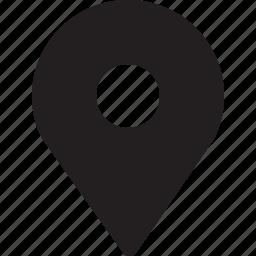 destination, direction, exploration, explore, find, gps, locate, location, marker, navigate, navigation, orient, orientation, pin, pinpoint, place, pointer, spot, target icon