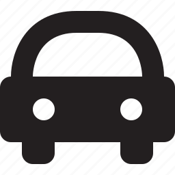 car, destination, drive, driver, driving, family car, holiday, transport, transportation, travel, traveling, vehicle icon