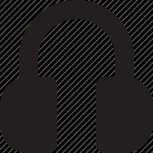 audio, headphones, media, melody, multimedia, music, sound, volume icon