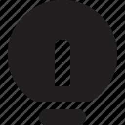 bulb, business idea, electric, electrical, electricity, energy, idea, light, light bulb icon