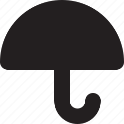 cloud, cloudy, cover, forecast, overcast, protect, rain, rainy, umbrella, weather icon