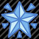 favorite, shape, star