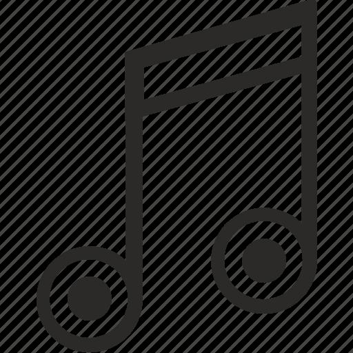 listen, music, mute, sound icon