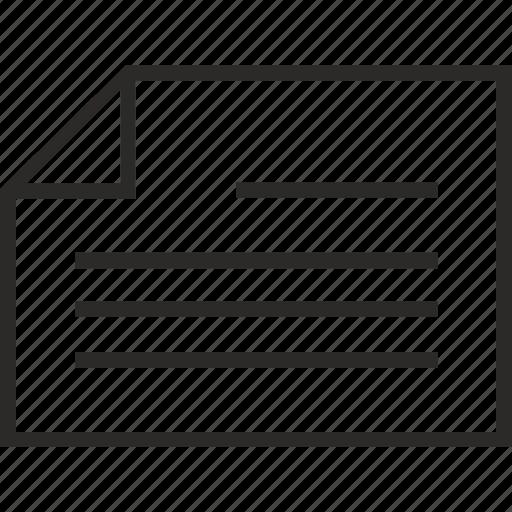 a4, album, document, file, list icon