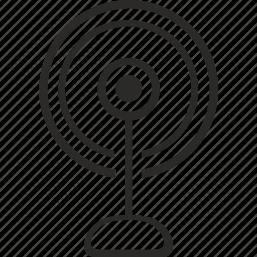 antenna, radio, satellite, signal icon