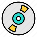 cd, media, music, sound icon icon