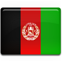 afghanistan, arabic, flag icon