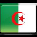 flag, algeria icon