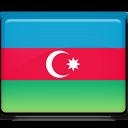flag, azerbaijan icon