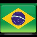 brazil chest flag