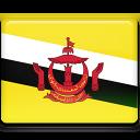 flag, brunei