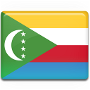 comoros, flag icon