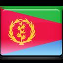 eritrea, flag icon