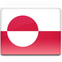 flag, greenland icon