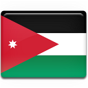 jordan, flag