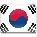 flag, korea icon