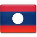 flag, laos icon