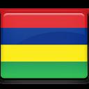 flag, mauritius icon