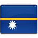 flag, nauru icon