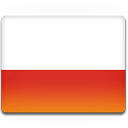 poland, flag, polska, pl icon