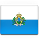 flag, marino, san icon
