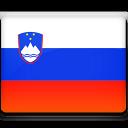 slovenia, flag icon