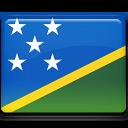 solomon, islands, flag