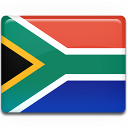 south, africa, flag icon