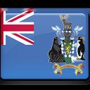 south, georgia, flag icon