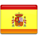 spain, flag, spanish flag icon