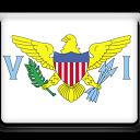 virgin, islands, flag icon