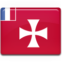 flag, futuna, wallis icon