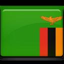 flag, zambia icon