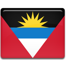 and, antigua, barbuda icon